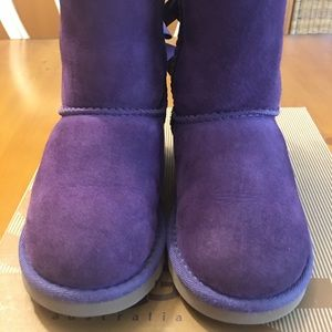 Uggs toddler bailey